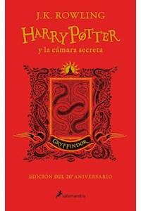 Papel Harry Potter 2 - Y La Cámara Secreta ( Gryffindor )
