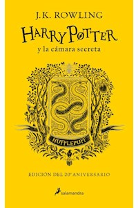 Papel Harry Potter 2 - Y La Cámara Secreta ( Hufflepuff )
