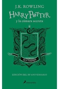 Papel Harry Potter 2 - Y La Cámara Secreta ( Slytherin )