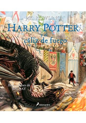 Libro 4. Harry Potter Y El Caliz De Fuego