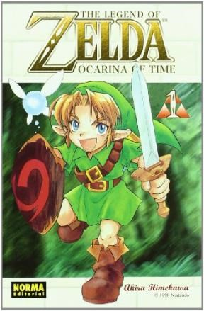 Papel The Legend Of Zelda Ocarina Of Time 1