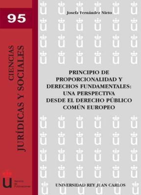 E-book Principio De Proporcionalidad Y Derechos Fundamentales
