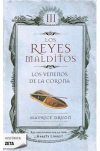 Papel Los Reyes Malditos Iii - Los Venenos De La Corona