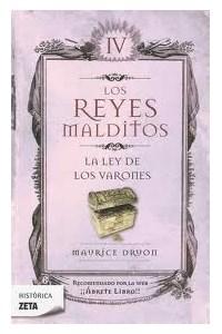 Papel Los Reyes Malditos Iv - Ley De Los Varones