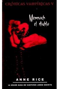 Papel Cronicas Vampiricas V - Memnoch, El Diablo