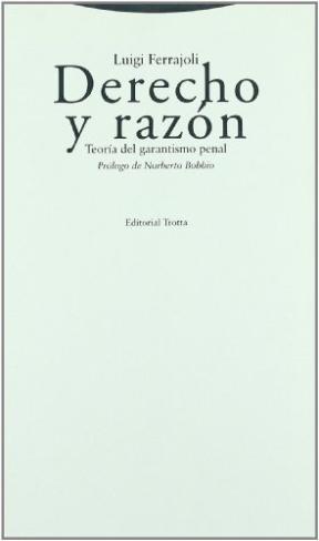 Libro Derecho Y Razon : Teoria Del Garantismo Penal