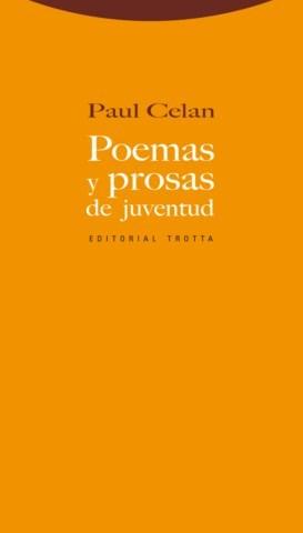 Papel POEMAS Y PROSAS DE JUVENTUD