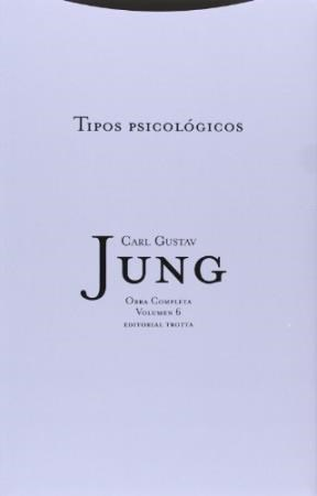 Papel OBRA COMPLETA VOL.6 TIPOS PSICOLOGICOS (TD)