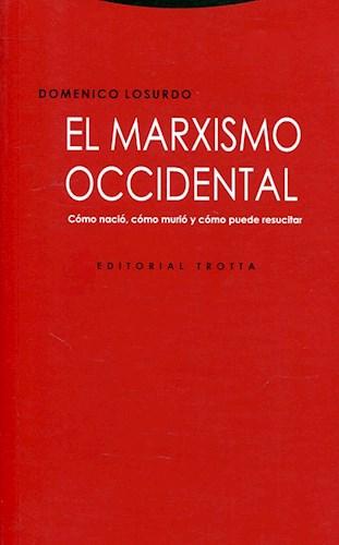 Papel EL MARXISMO OCCIDENTAL