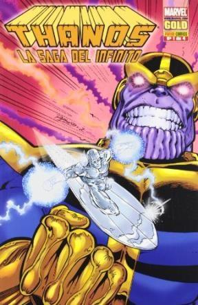 Papel Thanos La Saga Del Infinito