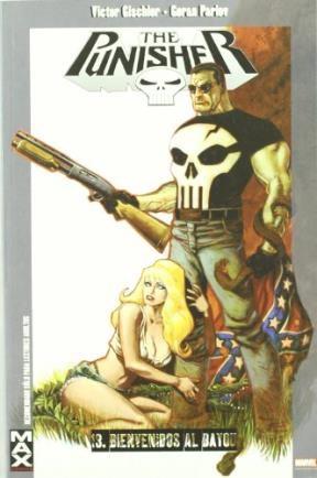 Papel The Punisher - 13 Bienvenidos Al Bayou