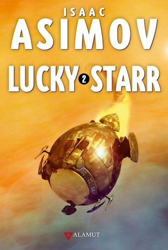 Libro Lucky Starr 2
