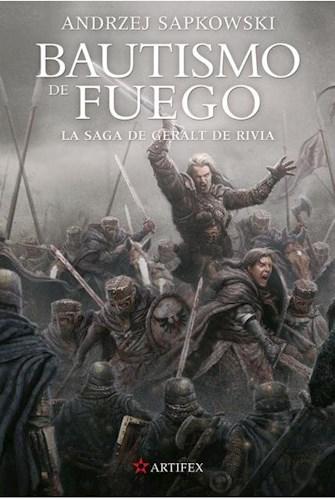 Libro Bautismo De Fuego ( Libro 5 De La Saga De Geralt De Rivia )