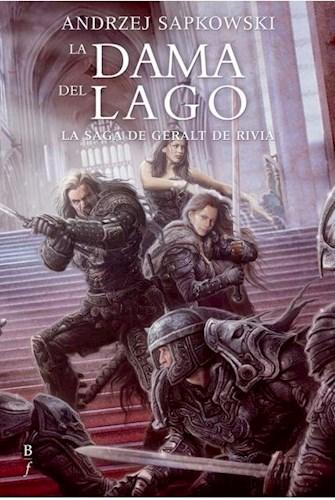 Libro La Dama Del Lago ( Libro 7 De La Saga De Geralt De Rivia )