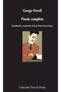 Papel Poesia Completa ( Orwell ) (Bilingue)