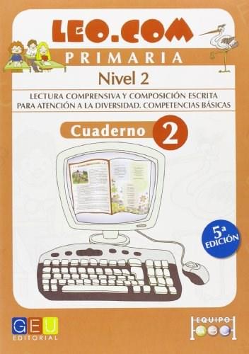 Papel LEO.COM. CUADERNO 2