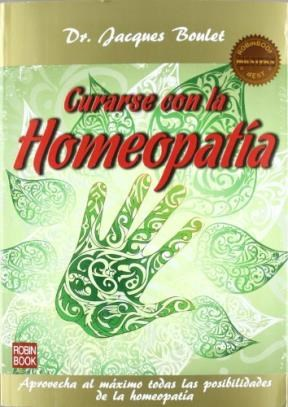 Libro Curarse Con La Homeopatia