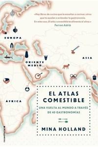 Papel Atlas Comestible, El