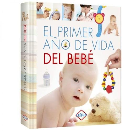 Libro Primer A/O De Vida Del Bebe