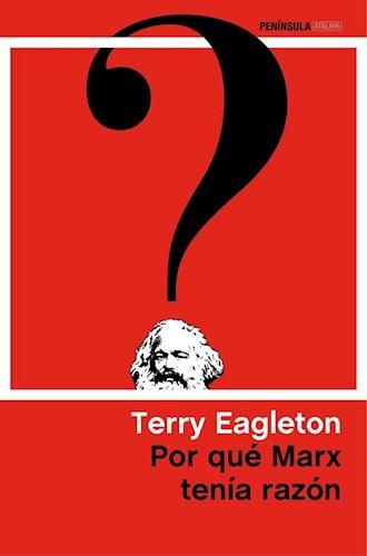 Papel Por Que Marx Tenia Razon
