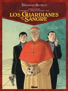 Papel Triangulo Secreto, El - Los Guardianes De La Sangre
