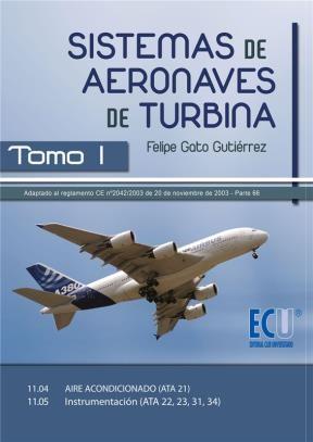 E-book Sistemas De Aeronaves De Turbina I