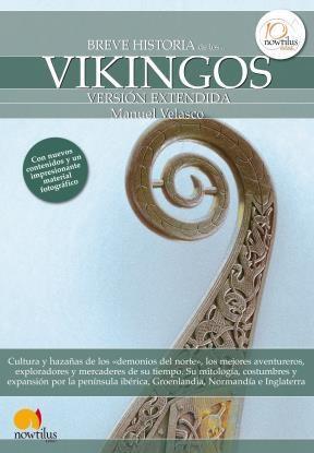 E-book Breve Historia De Los Vikingos