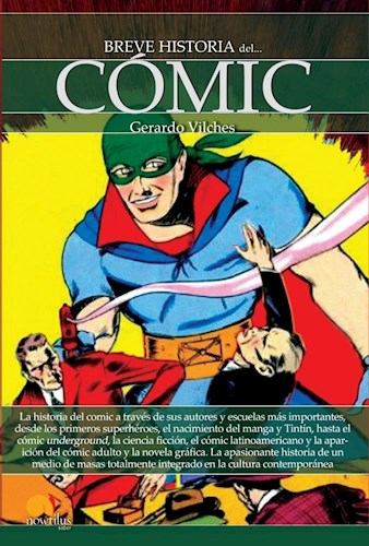 Libro Breve Historia Del Comic