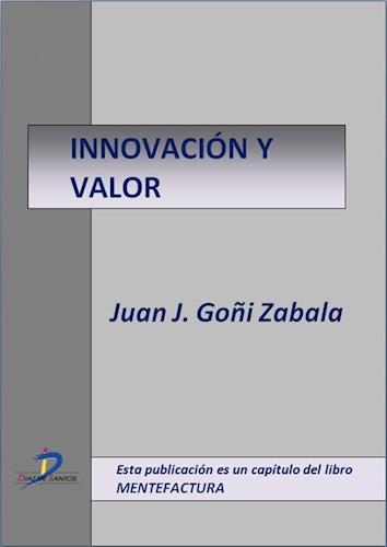 E-book Innovación Y Valor