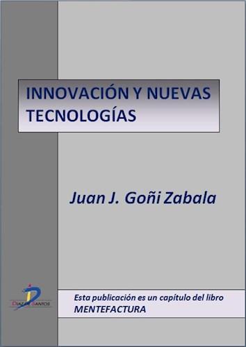 E-book Innovación Y Nuevas Tecnologías