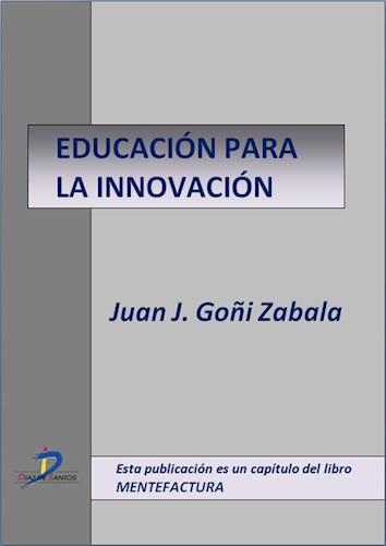E-book Educación Para La Innovación