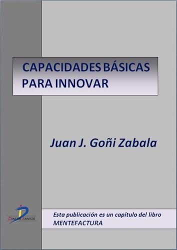 E-book Capacidades Básicas Para Innovar