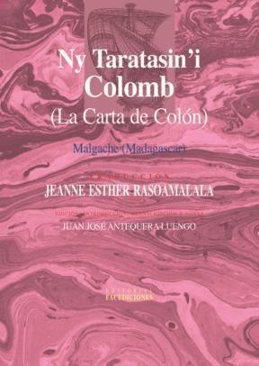 E-book Ny Taratasin'I Colomb (La Carta De Colón)