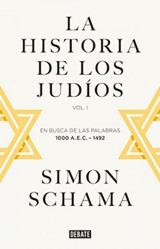 Papel LA HISTORIA DE LOS JUDIOS VOL.1