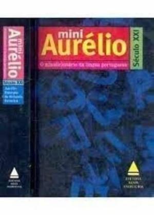 Papel Mini Aurelio Diccionario