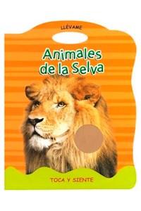Papel Llévame Animales De La Selva Toca Y Siente