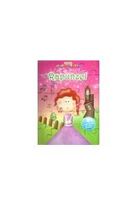 Papel Rapunzel Rompecabezas De Carton