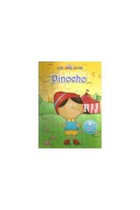 Papel Pinocho Rompecabezas De Carton