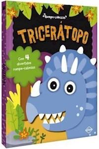 Papel Triceratopo Niños