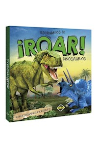 Papel Pop Up Dinosaurios