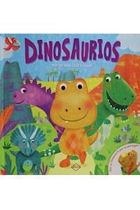 Papel Dinosaurios (Pop-Up)