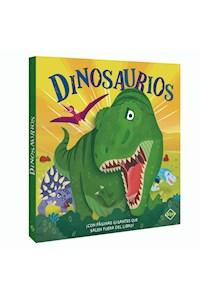 Papel Dinosaurios (Pop-Out)