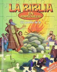 Papel La Biblia En Rompecabeza, Un Pueblo De Fe