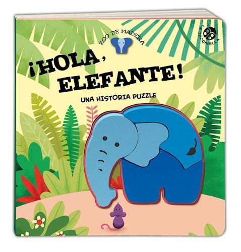 Papel HOLA, ELEFANTE