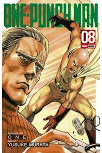 Papel One-Punch Man 08