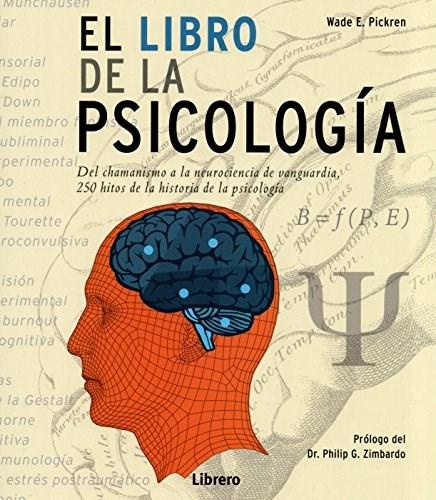 Papel EL LIBRO DE LA PSICOLOGIA