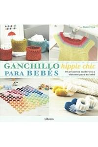 Papel Ganchillo Hippie Chic Para Bebes