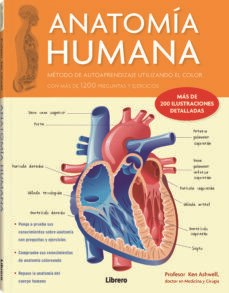 Libro 1 Vol . Anatomia Humana De Corazon.