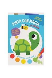 Papel Pinta Con Magia - La Tortuga