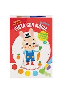 Papel Pinta Con Magia - El Conejo